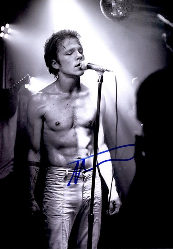 Matt Shultz authentic signed 8x10 picture