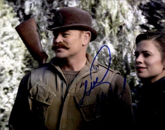 Neal Mcdonough authentic signed 8x10 picture
