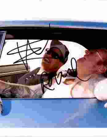 Rome Ramirez authentic signed 8x10 picture