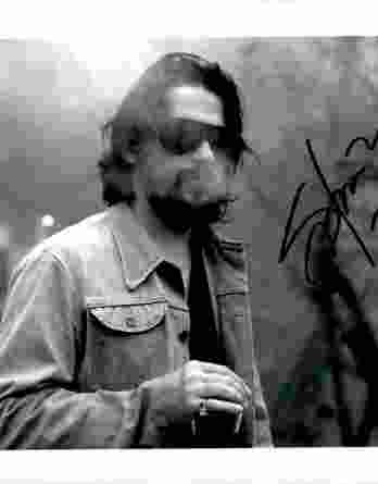 Shooter Jennings authentic signed 8x10 picture