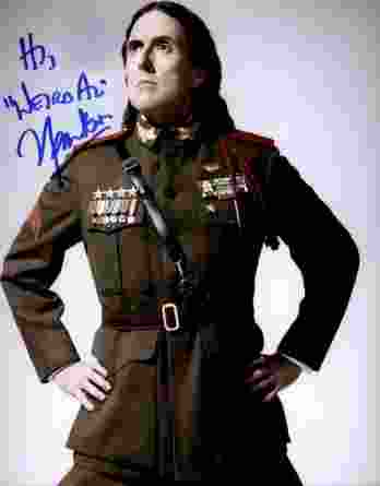 Weird Al Yankovic authentic signed 8x10 picture