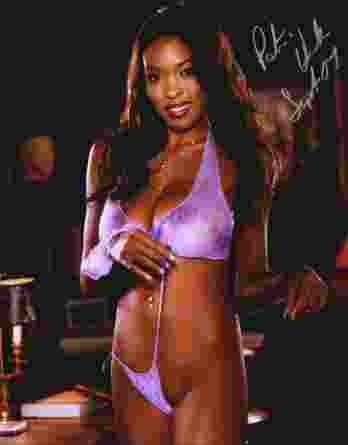 Patrice Hollis authentic signed 8x10 picture