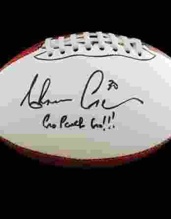 Ahman Green authentic signed 8x10 picture