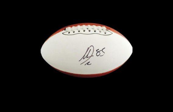 Antonio Gates authentic signed 8x10 picture