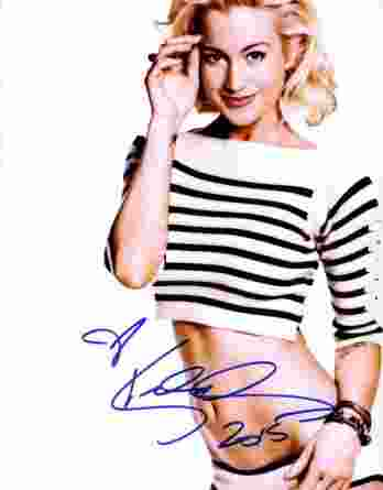 Kellie Pickler authentic signed 8x10 picture