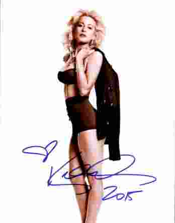 Kelly Pickler authentic signed 8x10 picture