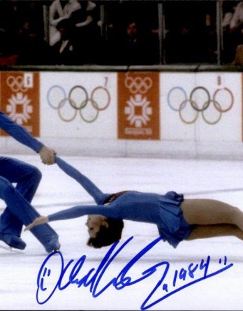 Lloyd Eisler authentic signed 8x10 picture