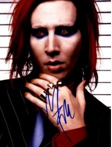 Rock N Roll/Heavy Metal Autographs