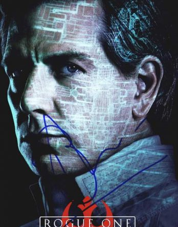 Ben Mendelsohn authentic signed 10x15 picture