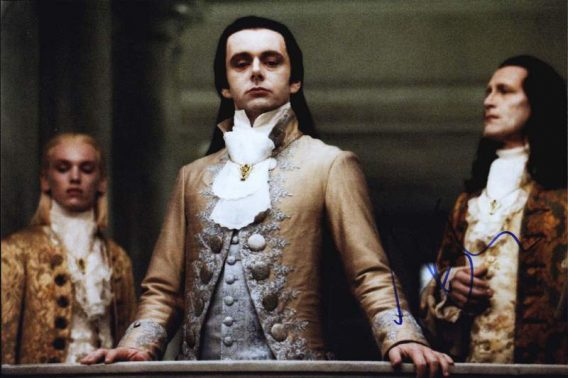 Michael Sheen authentic signed 10x15 picture