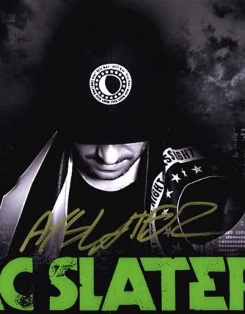 AC Slater authentic signed 10x15 picture