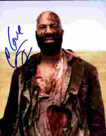 Common authentic signed 8x10 picture
