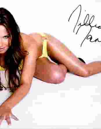 Jillian Janson authentic signed 10x15 picture