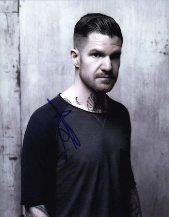 Andy Hurley authentic signed 8x10 picture