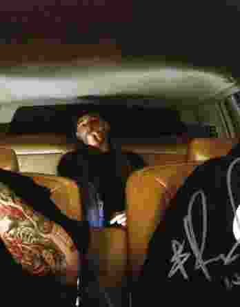 B-Real authentic signed 8x10 picture