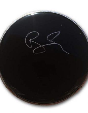 Ben Folds authentic signed drumhead