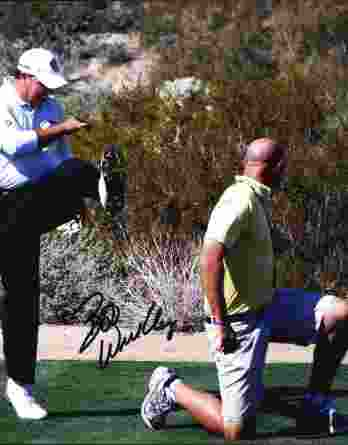 Boo Weekley authentic signed 8x10 picture