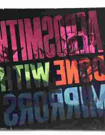 Brad Whitford authentic signed album