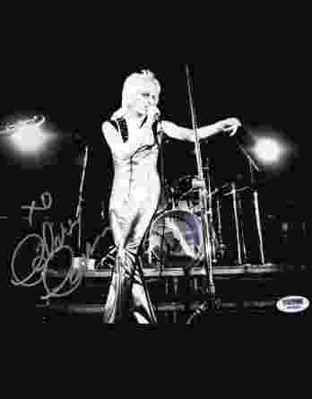 Cherie Currie authentic signed 8x10 picture