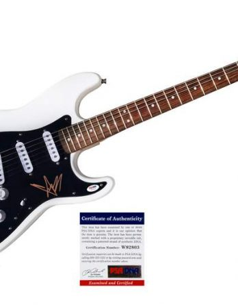 Chris Cornell authentic signed guitar
