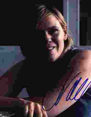 Clea Duvall authentic signed 8x10 picture
