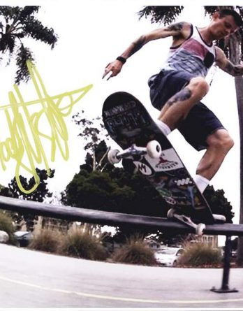 Cody Mcentire authentic signed 8x10 picture