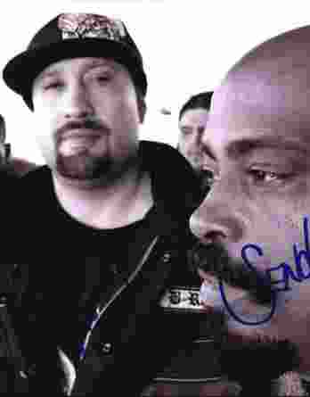 Cypress Hill authentic signed 8x10 picture