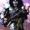 Gene Simmons authentic signed 10x15 picture