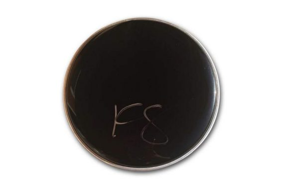 Kesha authentic signed drumhead