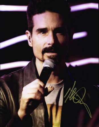 Kevin Richardson authentic signed 10x15 picture