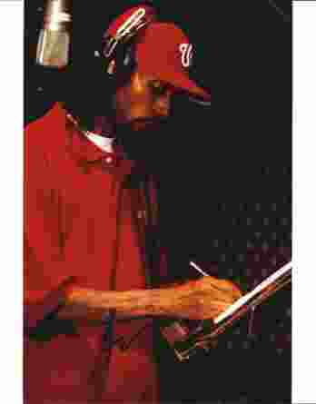 Krayzie Bone authentic signed 8x10 picture