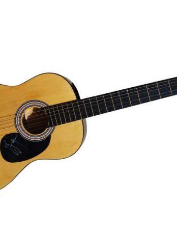 Maren Morris authentic signed guitar