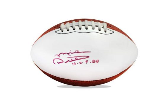 Mike Ditka authentic signed NFL ball