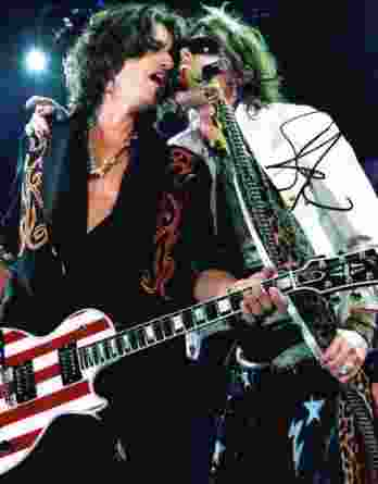 Steven Tyler authentic signed 10x15 picture