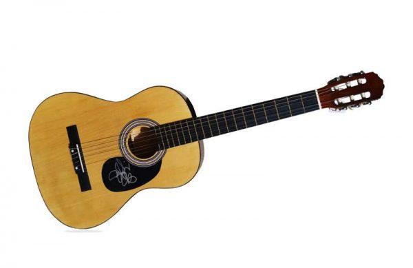 Sturgill Simpson authentic signed guitar