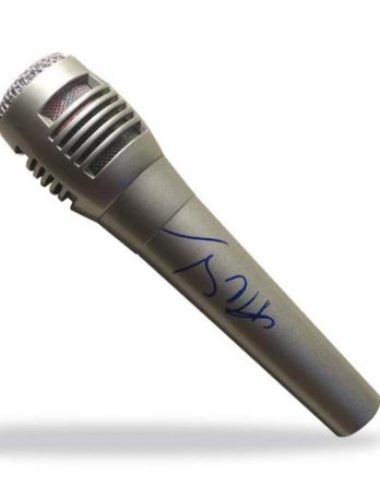 Flesh N Bone authentic signed microphone