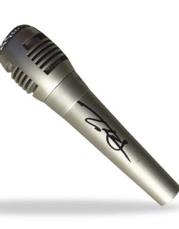Flesh N Bone authentic signed microphone