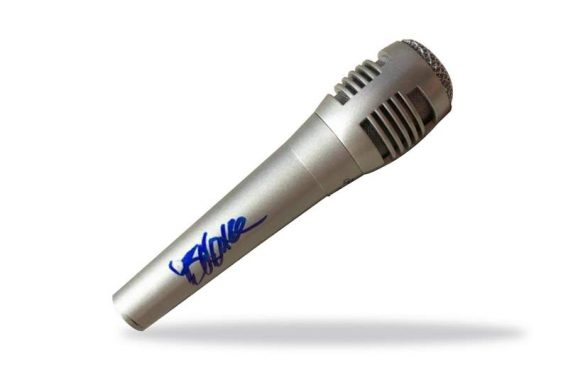Lil Boosie authentic signed microphone