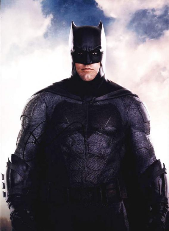 Ben Affleck authentic signed 10x15 picture