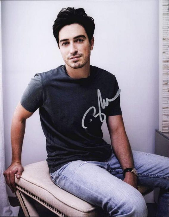 Ben Feldman authentic signed 8x10 picture