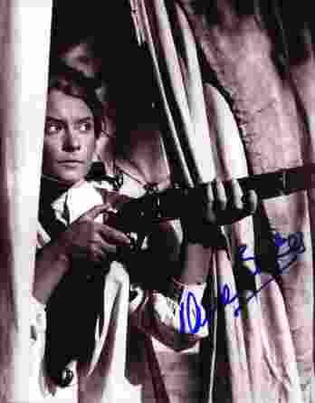 Diane Baker authentic signed 8x10 picture