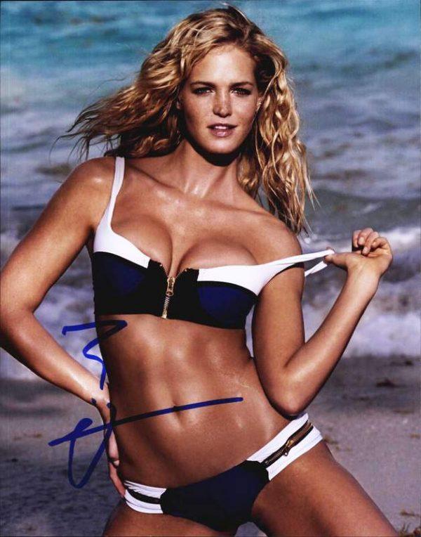 Erin Heatherton authentic signed 8x10 picture