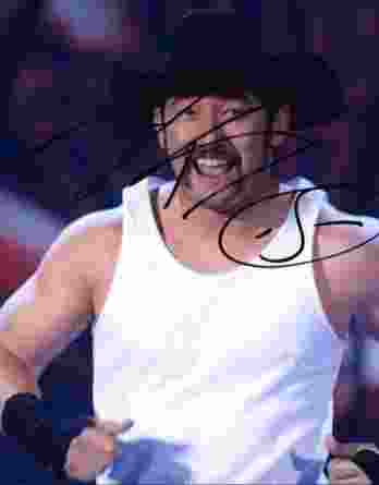 Akio Yang authentic signed WWE wrestling 8x10 photo W/Cert Autographed 21 signed 8x10 photo
