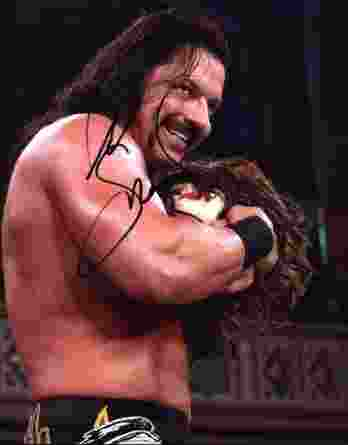 Al Snow authentic signed WWE wrestling 8x10 photo W/Cert Autographed 06 signed 8x10 photo