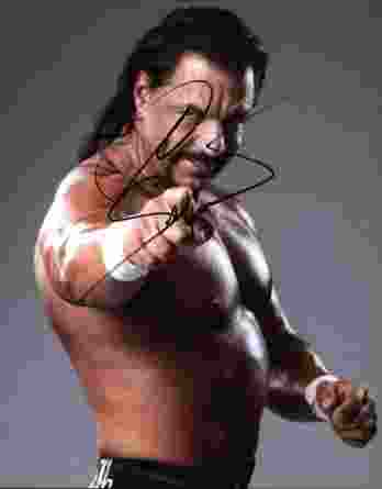 Al Snow authentic signed WWE wrestling 8x10 photo W/Cert Autographed 08 signed 8x10 photo