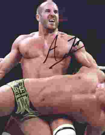 Antonio Ceaser authentic signed WWE wrestling 8x10 photo W/Cert Autographed 59 signed 8x10 photo