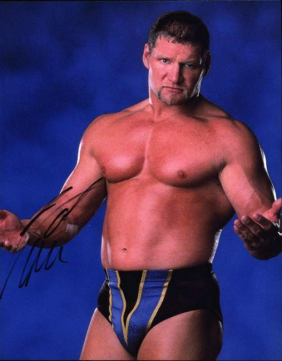 Val Venis authentic signed WWE wrestling 8x10 photo W/Cert Autographed 06 signed 8x10 photo