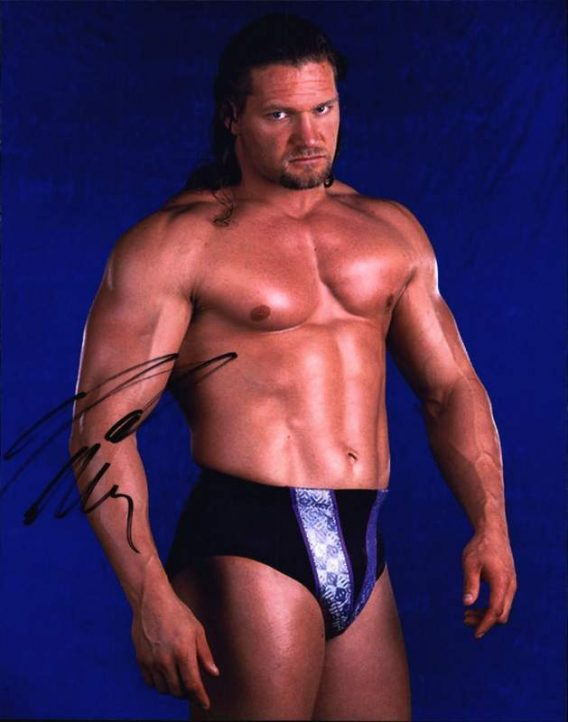 Val Venis authentic signed WWE wrestling 8x10 photo W/Cert Autographed 09 signed 8x10 photo