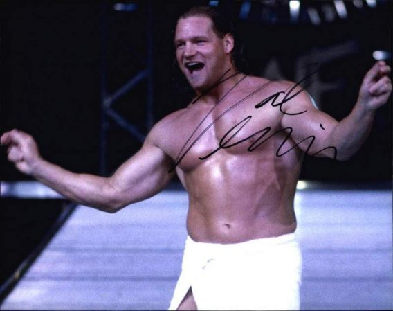 Val Venis authentic signed WWE wrestling 8x10 photo W/Cert Autographed 10 signed 8x10 photo