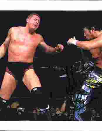 William Regal authentic signed WWE wrestling 8x10 photo W/Cert Autographed 02 signed 8x10 photo